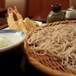 天ぷらそば 五反田 蕎麦庫