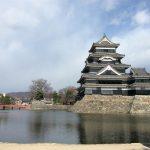 松本城 そば