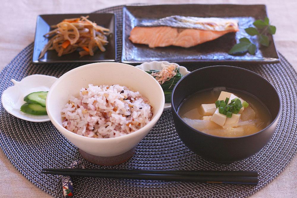 和食はグルテンフリー