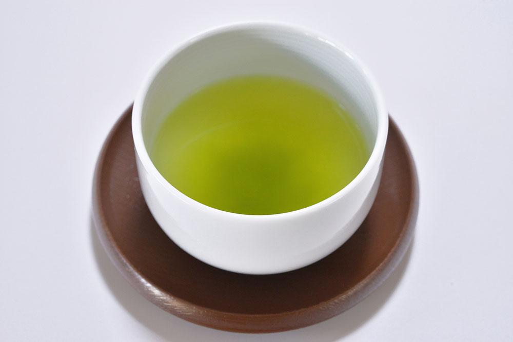 緑茶には抗酸化物質